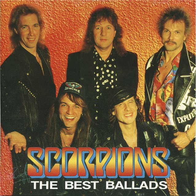 Скорпионс музыка скачать